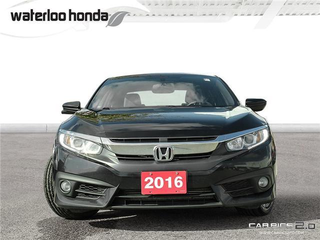 2016 Honda Civic EX-T (Stk: U4579) in Waterloo - Image 2 of 28
