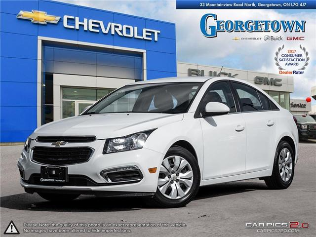 2015 Chevrolet Cruze 1LT (Stk: 23017) in Georgetown - Image 1 of 27