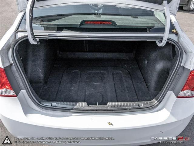 2015 Chevrolet Cruze 1LT (Stk: 23017) in Georgetown - Image 11 of 27