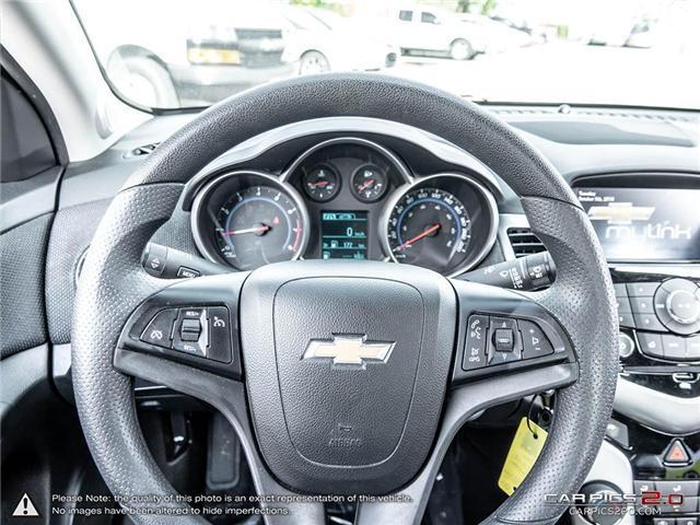 2015 Chevrolet Cruze 1LT (Stk: 23017) in Georgetown - Image 14 of 27