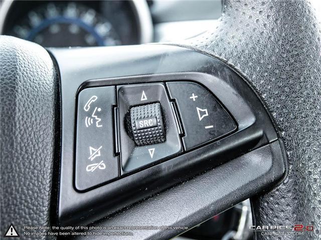 2015 Chevrolet Cruze 1LT (Stk: 23017) in Georgetown - Image 19 of 27