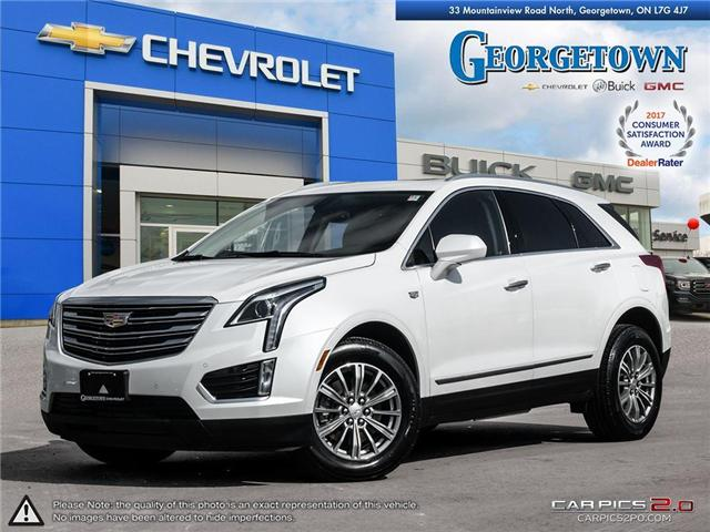 2018 Cadillac XT5 Luxury (Stk: 28177) in Georgetown - Image 1 of 27