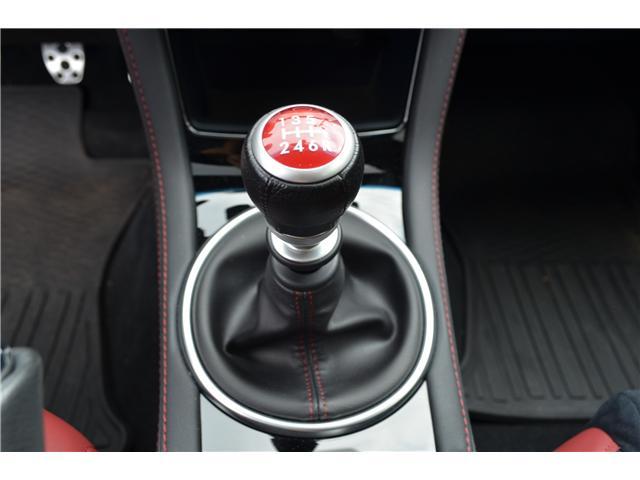 2018 Subaru WRX STI Sport-tech w/Wing (Stk: S3501A) in St.Catharines - Image 14 of 14