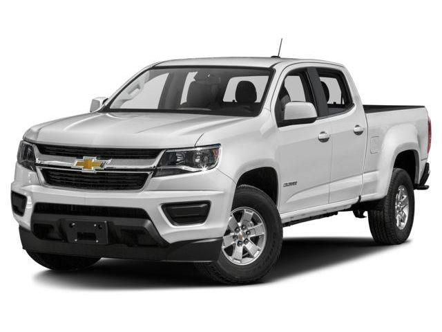 2018 Chevrolet Colorado WT (Stk: FLT18701T) in Mississauga - Image 1 of 9