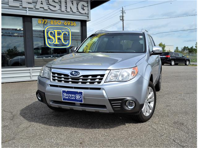 2013 Subaru Forester 2.5X Touring (Stk: S3940A) in St.Catharines - Image 1 of 24