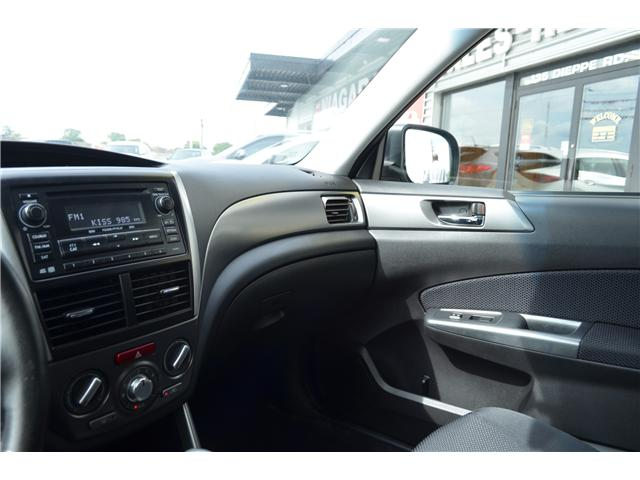 2013 Subaru Forester 2.5X Touring (Stk: S3940A) in St.Catharines - Image 24 of 24