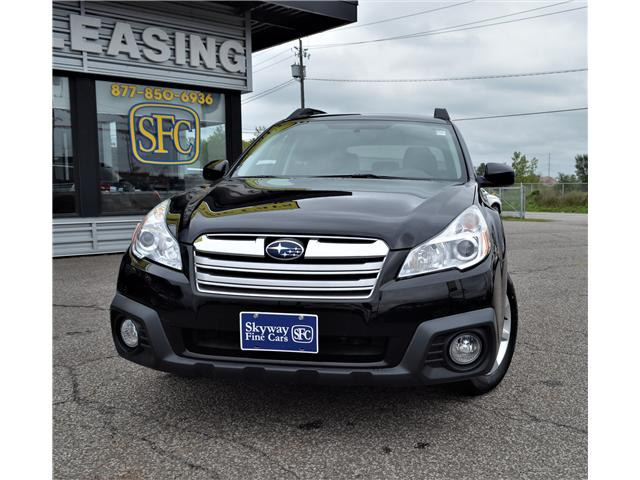 2014 Subaru Outback 2.5i Convenience Package (Stk: S3988A) in St.Catharines - Image 1 of 22