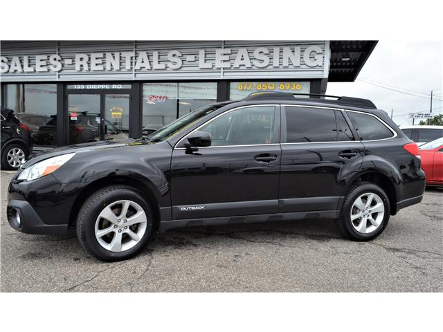 2014 Subaru Outback 2.5i Convenience Package (Stk: S3988A) in St.Catharines - Image 2 of 22
