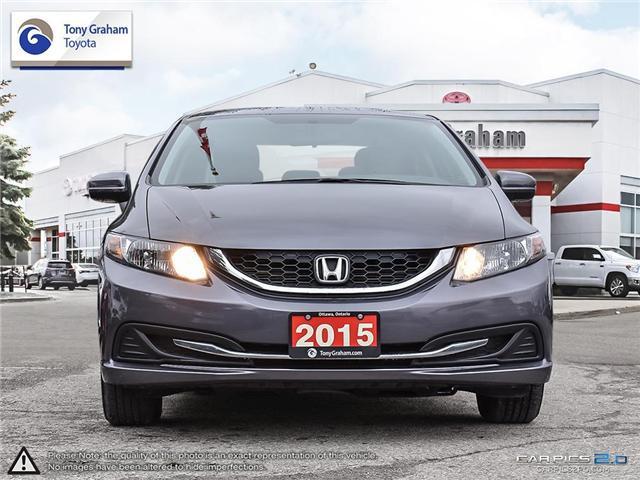 2015 Honda Civic LX (Stk: E7632) in Ottawa - Image 2 of 28