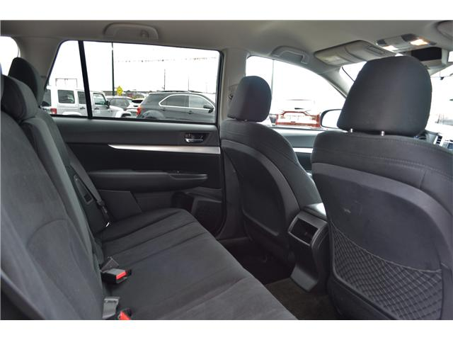 2014 Subaru Outback 2.5i Convenience Package (Stk: S3988A) in St.Catharines - Image 6 of 22
