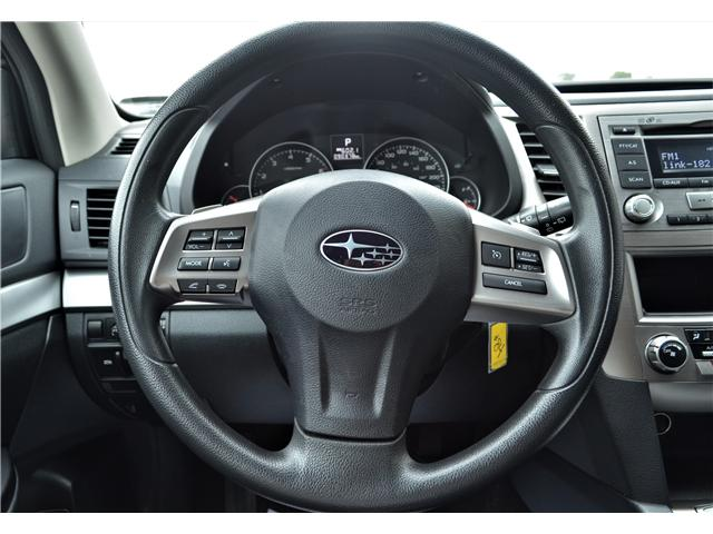 2014 Subaru Outback 2.5i Convenience Package (Stk: S3988A) in St.Catharines - Image 10 of 22