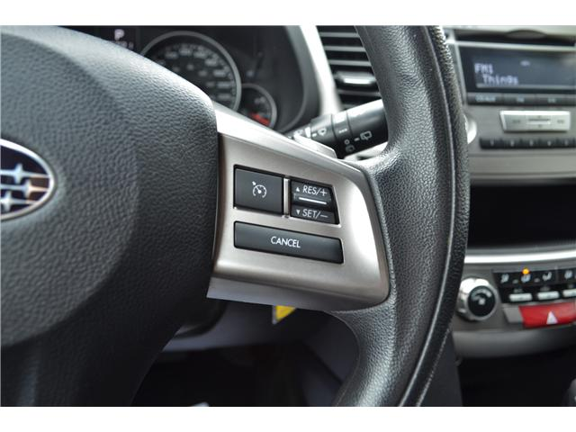 2014 Subaru Outback 2.5i Convenience Package (Stk: S3988A) in St.Catharines - Image 11 of 22
