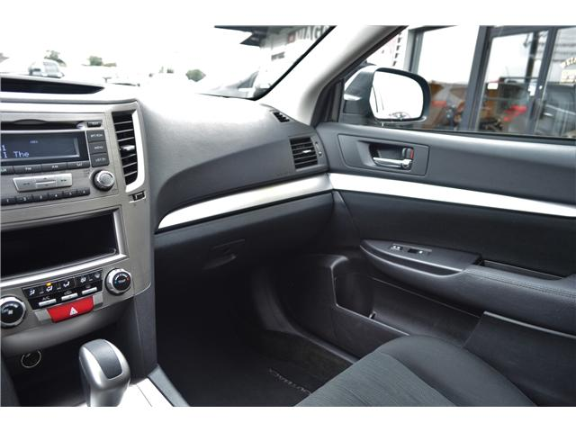 2014 Subaru Outback 2.5i Convenience Package (Stk: S3988A) in St.Catharines - Image 21 of 22