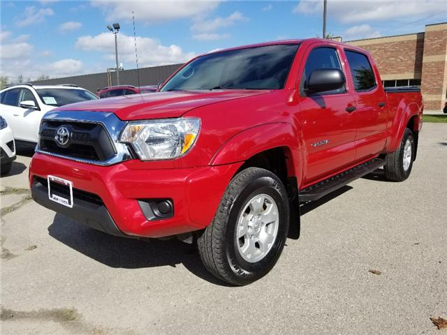 2015 Toyota Tacoma V6 (Stk: U01014) in Guelph - Image 1 of 28