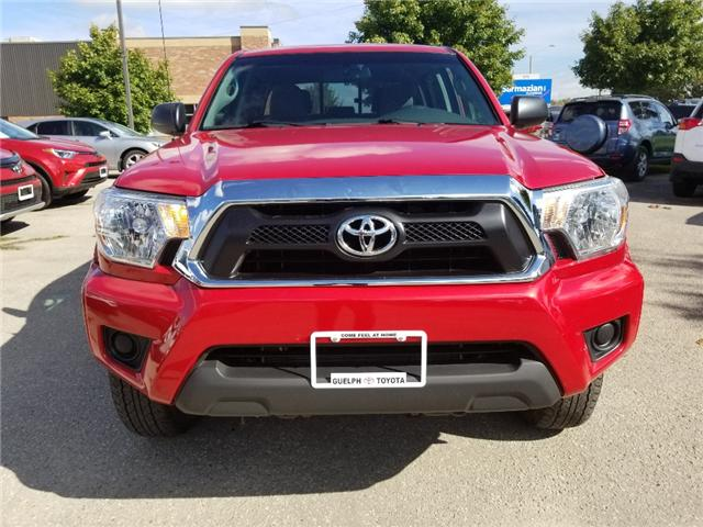 2015 Toyota Tacoma V6 (Stk: U01014) in Guelph - Image 2 of 28