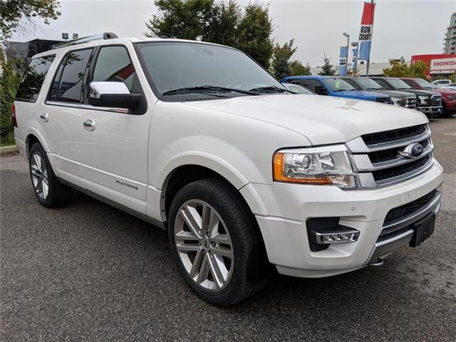 2016 Ford Expedition Platinum (Stk: 18EN2435A) in Unionville - Image 1 of 7