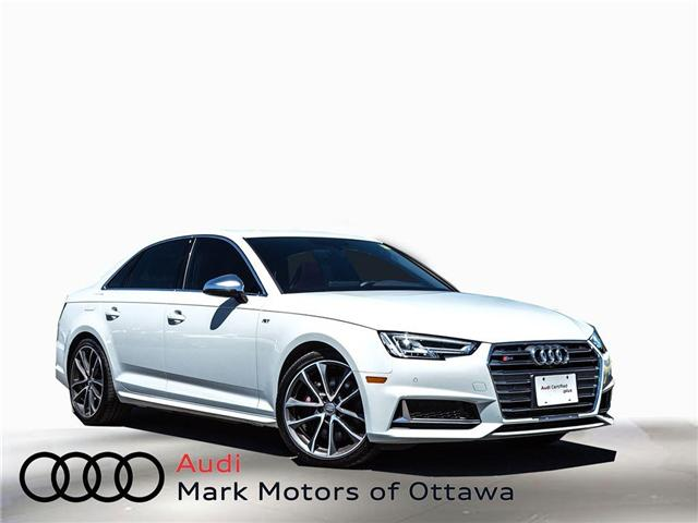 2018 Audi S4 3.0T Technik (Stk: 90992B) in Nepean - Image 1 of 30