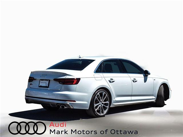 2018 Audi S4 3.0T Technik (Stk: 90992B) in Nepean - Image 4 of 30