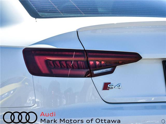 2018 Audi S4 3.0T Technik (Stk: 90992B) in Nepean - Image 6 of 30