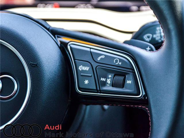 2018 Audi S4 3.0T Technik (Stk: 90992B) in Nepean - Image 27 of 30