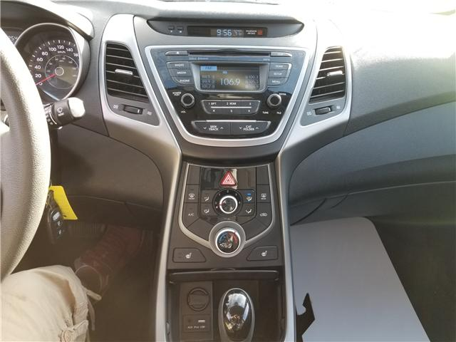2016 Hyundai Elantra GL (Stk: ) in Kemptville - Image 10 of 17