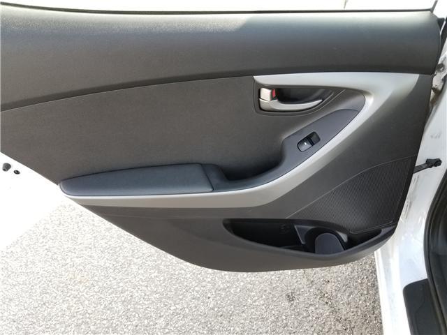 2016 Hyundai Elantra GL (Stk: ) in Kemptville - Image 13 of 17