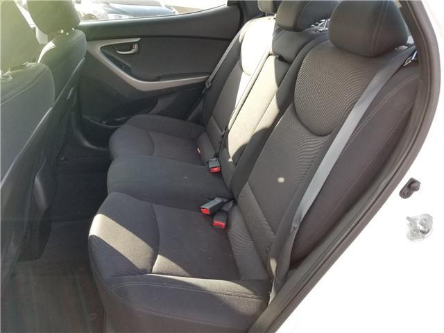 2016 Hyundai Elantra GL (Stk: ) in Kemptville - Image 14 of 17