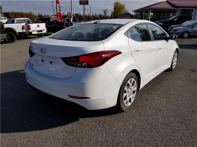 2016 Hyundai Elantra GL (Stk: ) in Kemptville - Image 15 of 17