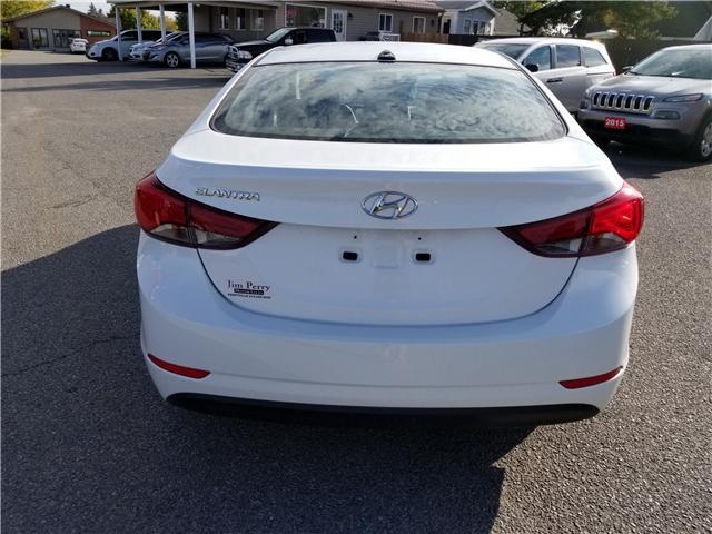 2016 Hyundai Elantra GL (Stk: ) in Kemptville - Image 16 of 17
