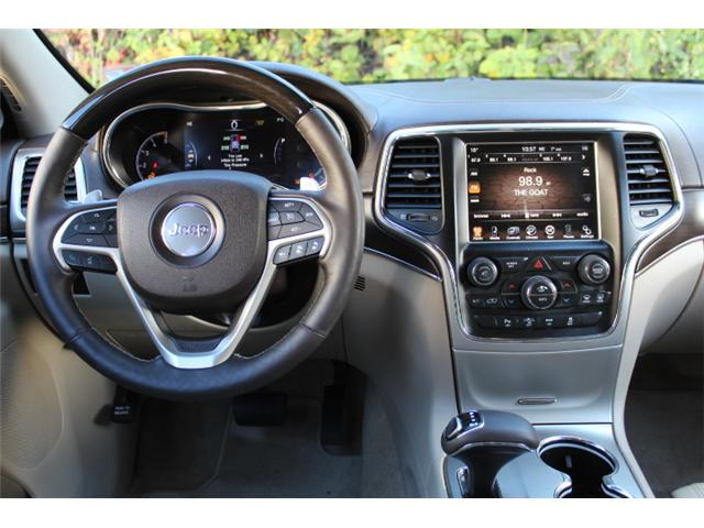 2015 Jeep Grand Cherokee Overland (Stk: C406968A) in Courtenay - Image 13 of 30