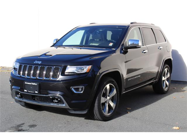 2015 Jeep Grand Cherokee Overland (Stk: C406968A) in Courtenay - Image 2 of 30