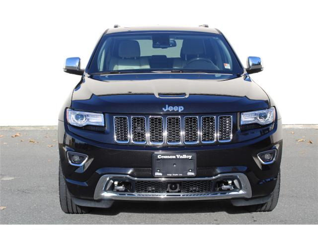 2015 Jeep Grand Cherokee Overland (Stk: C406968A) in Courtenay - Image 25 of 30