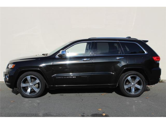 2015 Jeep Grand Cherokee Overland (Stk: C406968A) in Courtenay - Image 28 of 30