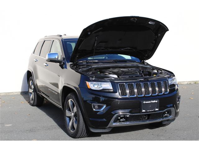 2015 Jeep Grand Cherokee Overland (Stk: C406968A) in Courtenay - Image 29 of 30