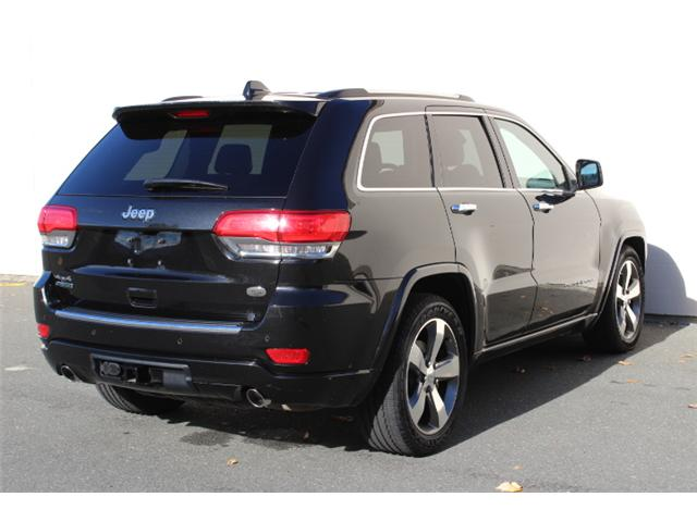 2015 Jeep Grand Cherokee Overland (Stk: C406968A) in Courtenay - Image 4 of 30