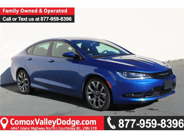 2016 Chrysler 200 S (Stk: S349305Z) in Courtenay - Image 1 of 29