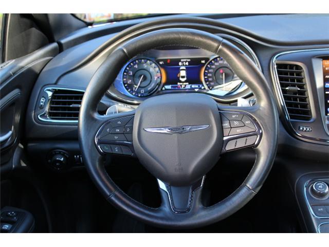 2016 Chrysler 200 S (Stk: S349305Z) in Courtenay - Image 7 of 29