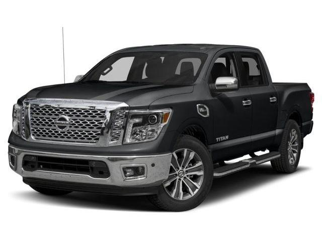 2018 Nissan Titan SL Midnight Edition (Stk: JN548759) in Whitby - Image 1 of 9