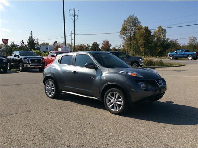 2013 Nissan Juke SL (Stk: 18-309B) in Smiths Falls - Image 8 of 13