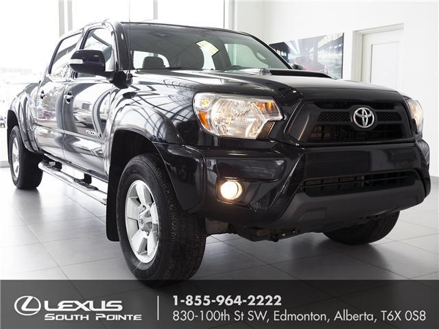 2015 Toyota Tacoma V6 (Stk: L800398A) in Edmonton - Image 1 of 16