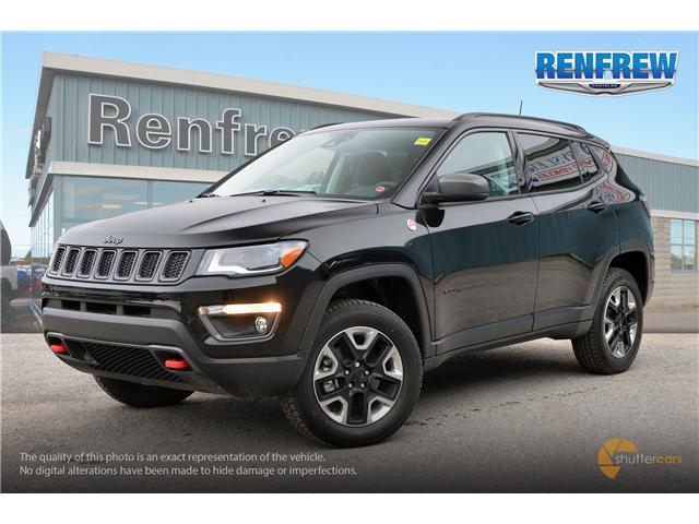 2018 Jeep Compass Trailhawk (Stk: J190) in Renfrew - Image 2 of 20