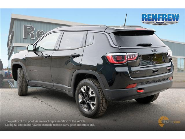 2018 Jeep Compass Trailhawk (Stk: J190) in Renfrew - Image 4 of 20