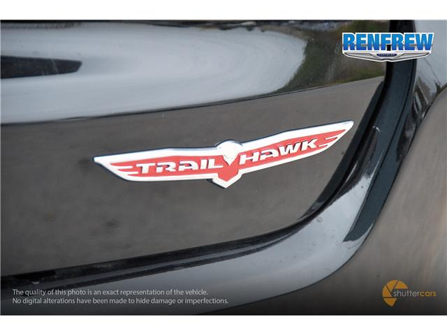 2018 Jeep Compass Trailhawk (Stk: J190) in Renfrew - Image 6 of 20