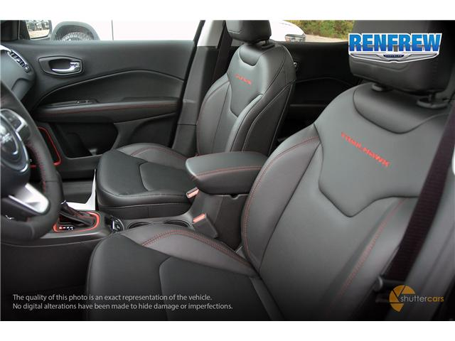 2018 Jeep Compass Trailhawk (Stk: J190) in Renfrew - Image 11 of 20