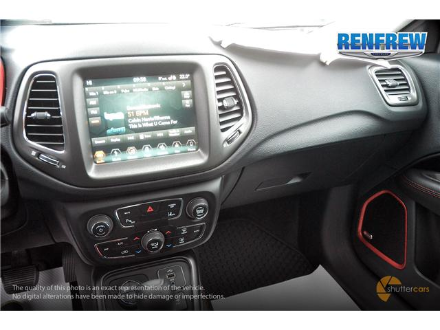 2018 Jeep Compass Trailhawk (Stk: J190) in Renfrew - Image 14 of 20