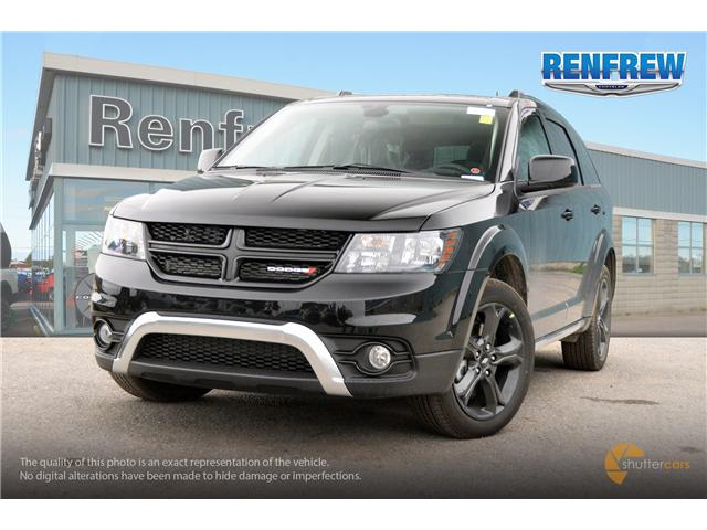 2018 Dodge Journey Crossroad (Stk: J205) in Renfrew - Image 1 of 20