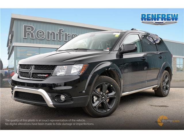 2018 Dodge Journey Crossroad (Stk: J205) in Renfrew - Image 2 of 20