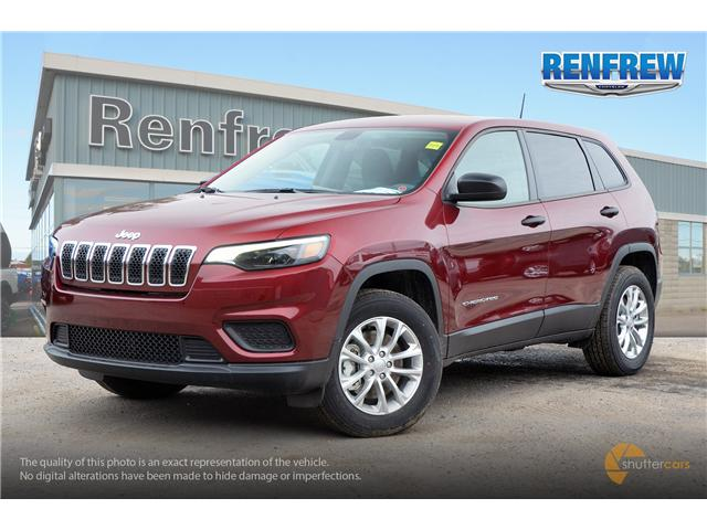 2019 Jeep Cherokee Sport (Stk: K016) in Renfrew - Image 2 of 20