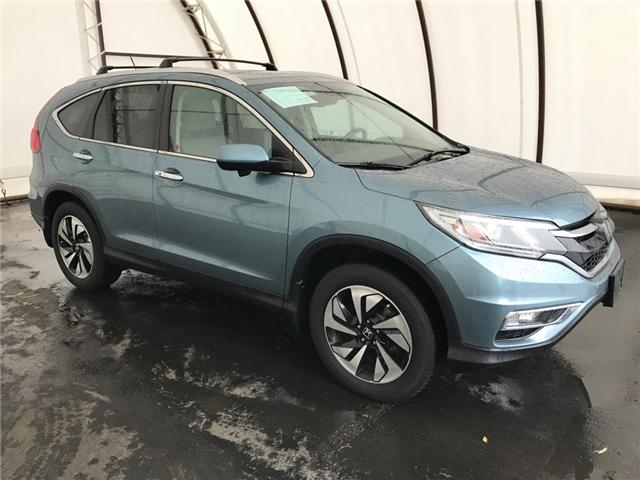 2015 Honda CR-V Touring (Stk: IU1152) in Thunder Bay - Image 1 of 15