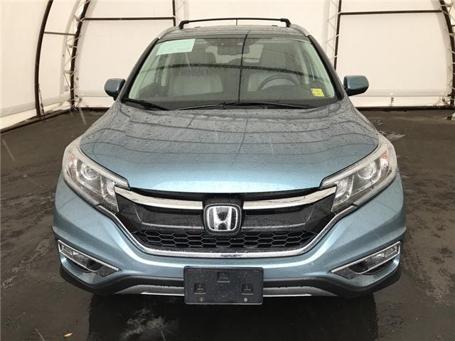 2015 Honda CR-V Touring (Stk: IU1152) in Thunder Bay - Image 2 of 15